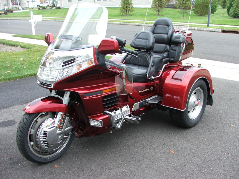 2000 Honda Gold Wing 1500 Motor Trike for Sale - Pictures