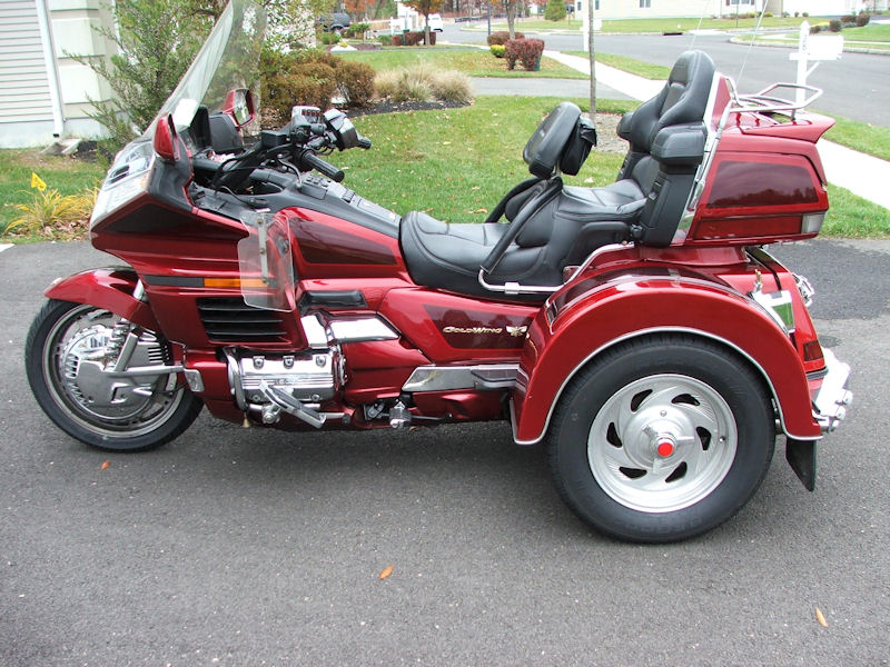 2000 honda gold wing 1500 motor trike for sale pictures. Black Bedroom Furniture Sets. Home Design Ideas